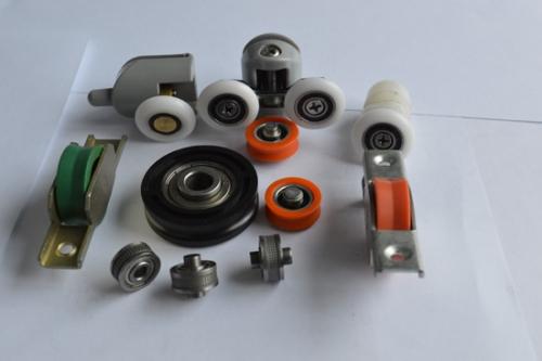 包胶轴承,包塑料轴承,滑轮