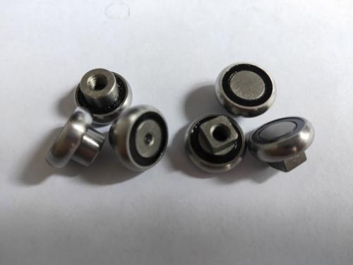 深圳淋浴房移门专用不锈钢导轨滑轮810388GR