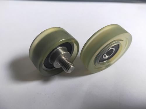 608ZZ弹力胶轴承